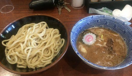 北谷町国体道路沿いのつけ麺〜つけ麺GT〜