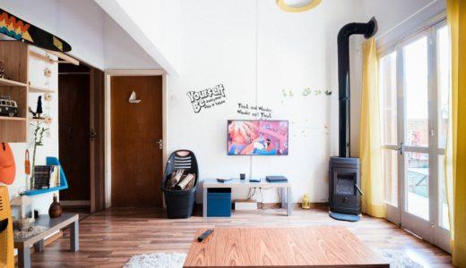 今話題の民泊サービス!【Airbnbのレビュー】