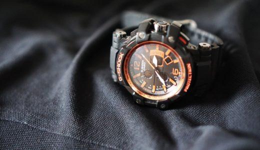 格安のメンズ時計ブランドはGショックで決まり!!